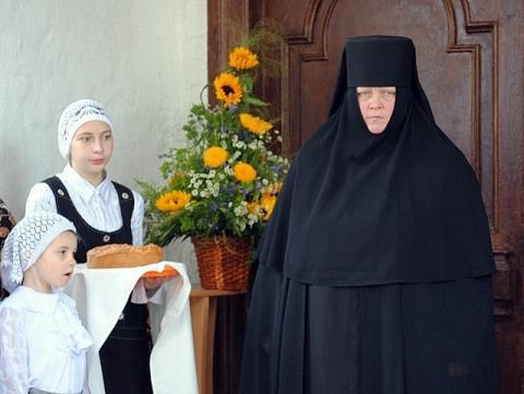 Композиция к празднику Троица