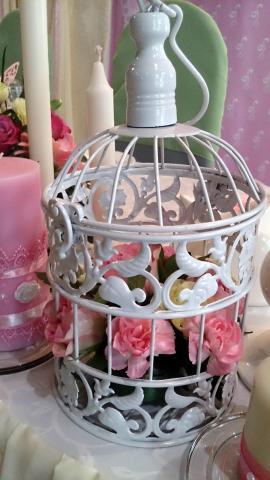 оформление свадьбы в розовой гамме